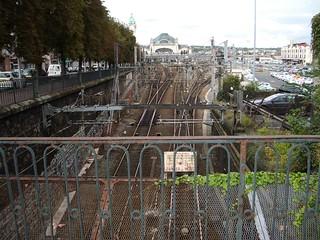 Limoges Railway Station, France