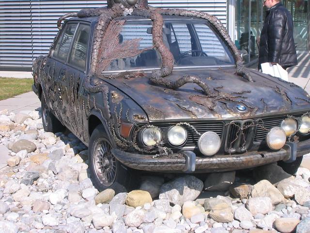 BMW E3 Kunstwerk art, Canon DIGITAL IXUS II