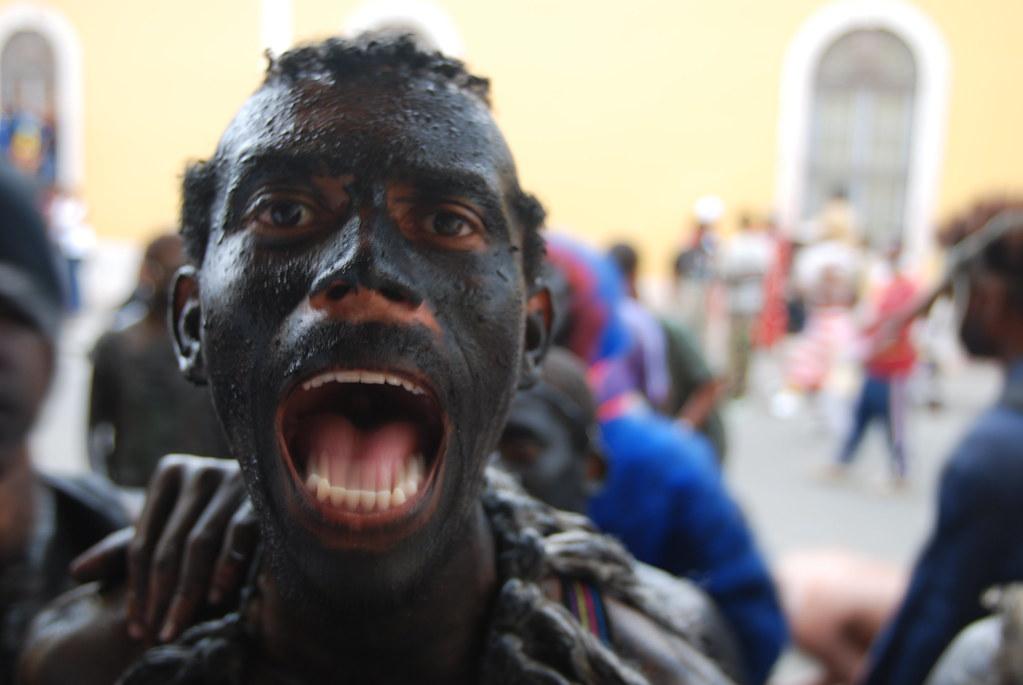 Carnaval de Mindelo - Cap-Vert - Le cri