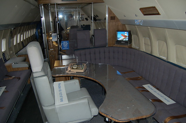 Inside Air Force One At Boeing Flickr Photo Sharing