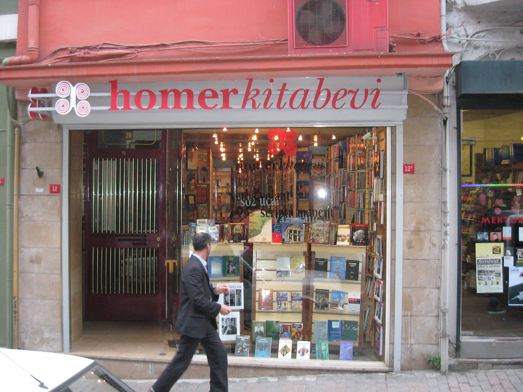 Homer in Istanbul