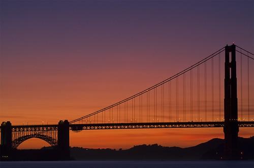 sf sanfrancisco california sunset sky marina evening goldengatebridge breathtaking nikond200 10faves nikonstunninggallery mywinners platinumphoto anawesomeshot 70300mmvr