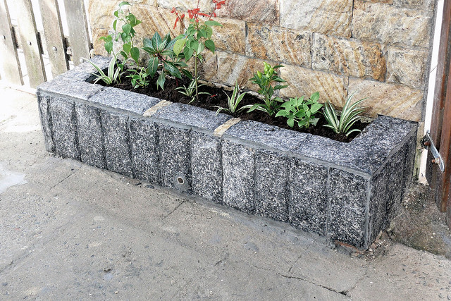 pedra miracema jardim:Muro De Pedra