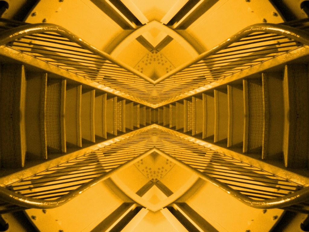 Atomium Staircase