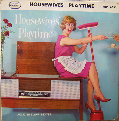 The Jack Emblow Sextet Housewives Playtime