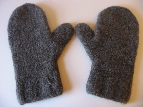 Felted Mitten Patterns Design Patterns