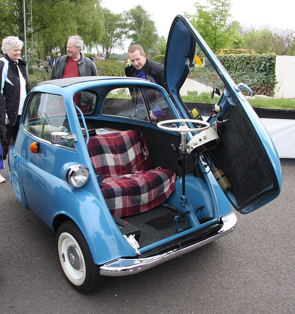 Bmw Isetta Bubble Car Flickr Photo Sharing