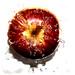 apple splash by *kiwikiss