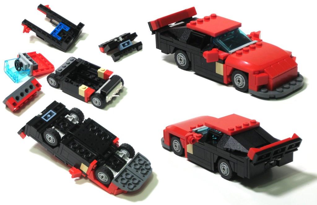 Лего машины своими руками 24