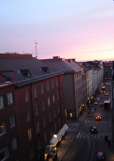 Korkeavuorenkatu, Helsinki