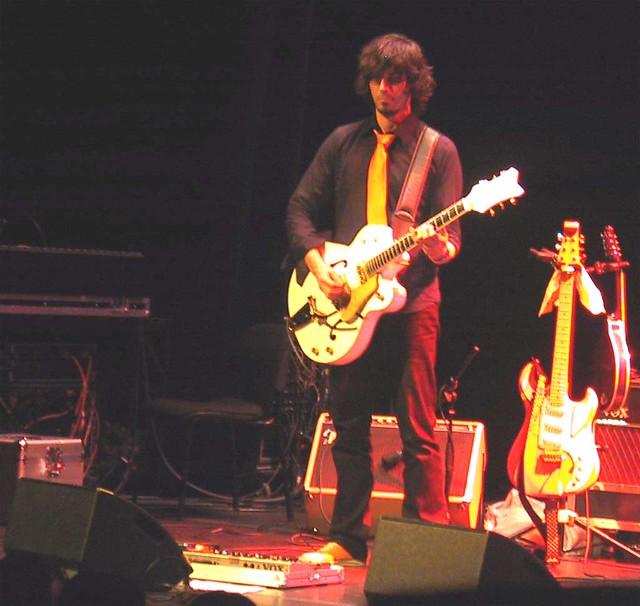 Lazy, Santander 7 de Diciembre de 2007, Festival CUVA.