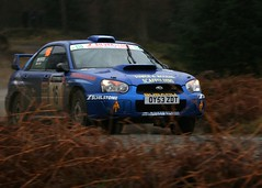 Grizedale Stages Rally 2007 (December 8 2007)