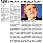 Kingfisher Reverse Merger..??