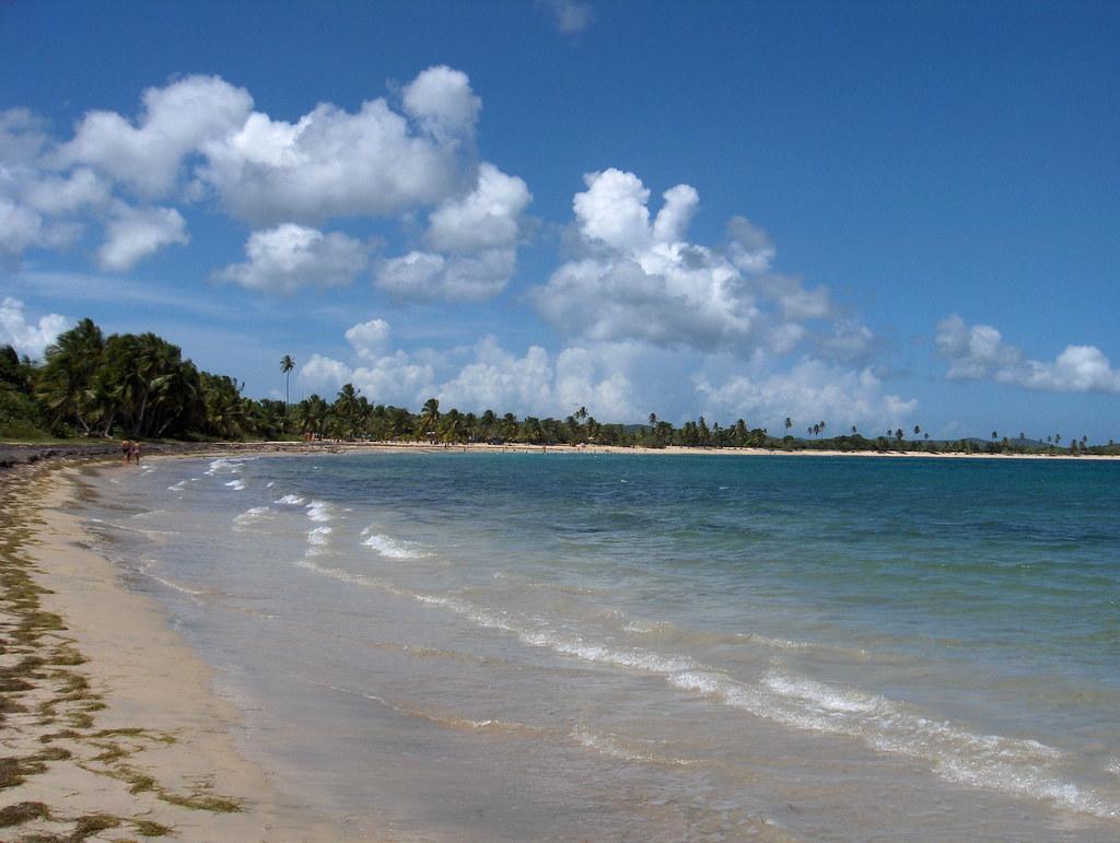 пляж Вьекес