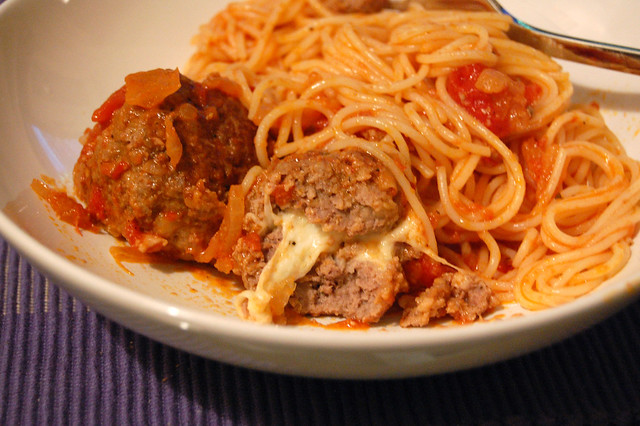Image Result For Spaghetti And Meatballs