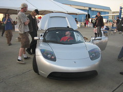 automobile, tesla, tesla roadster, vehicle, automotive design, land vehicle, supercar, sports car,