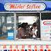 Mister Softee ice-cream truck