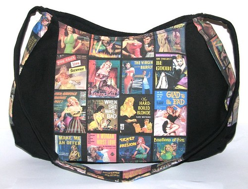 PINUP PULP FICTION BAG
