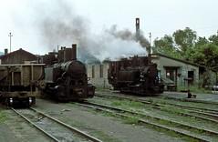 * Ungarn   Steinbruchbahn Szob  New Scan