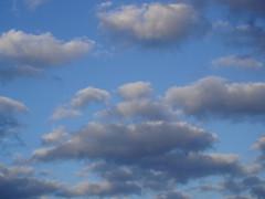 Sunday Morning Sky #2