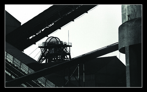 Betteshanger Colliery 1989