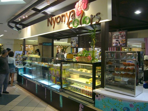 Nyonya Colors One Utama Kampungboycitygal