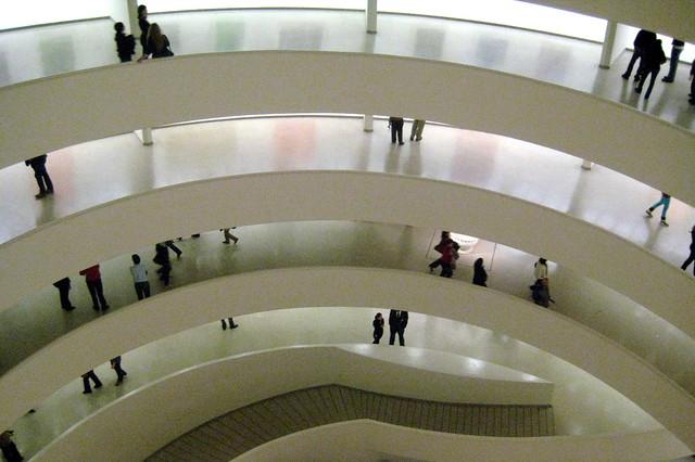 NYC - Solomon R. Guggenheim Museum