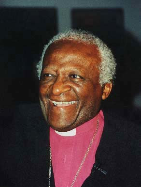 The Most Reverend Dr. DESMOND Mpilo TUTU, Archbishop, Peace Maker