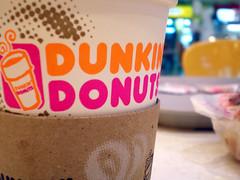 Dunkin Coffee - Part 2
