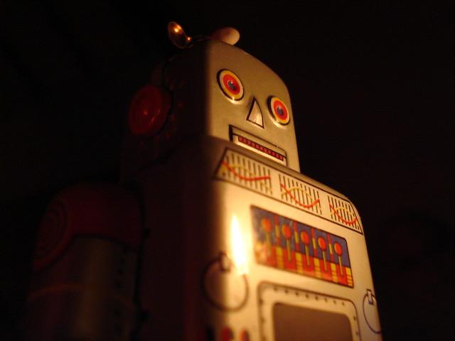 Robot de Martillo