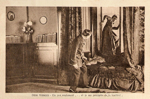 Diana Karenne in Il romanzo di Maud