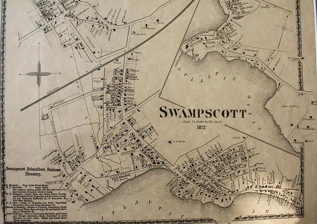 map of swampscott ma flickr photo sharing. Black Bedroom Furniture Sets. Home Design Ideas