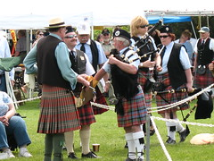 festival, musician, kilt, highland games, bagpipes, wind instrument,