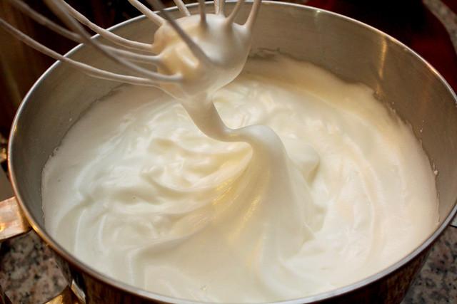 Vanilla Bean Angel Food Cake - 5