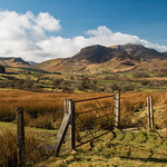 Cadair Idris and Talyllyn Pass