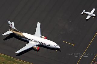 BOEING 737-300 - SBSR/SJP