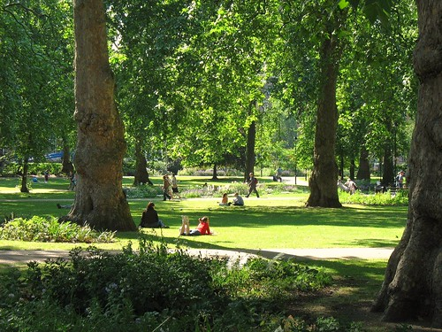 Russell Square, London (photo c2014 FK Benfield)