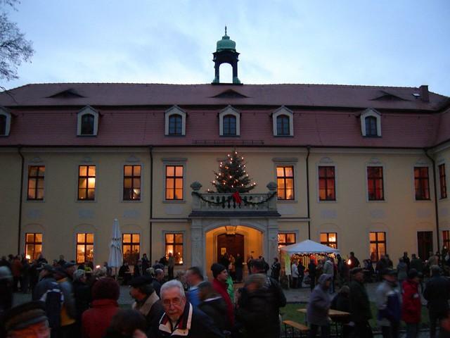 Proschwitz Weihnachtsmarkt.Schloß Proschwitz Inestler Flickr