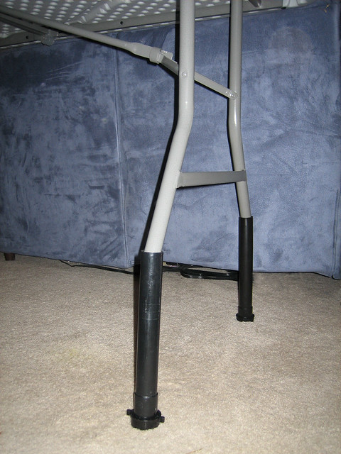 Table Leg Risers For Craft Show
