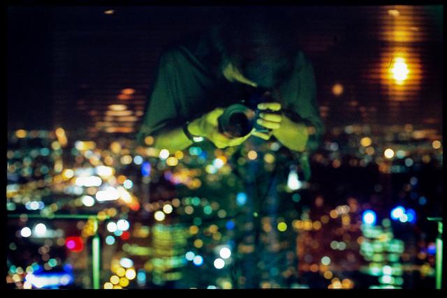 Self-centered, Nikon F3