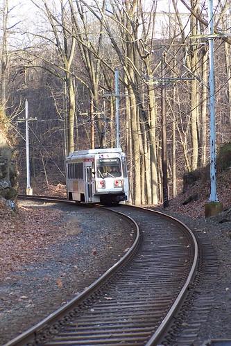 SEPTA RT 101 - Trolley