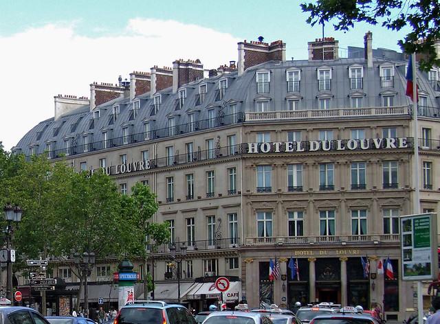 H Tel Du Louvre Paris Flickr Photo Sharing
