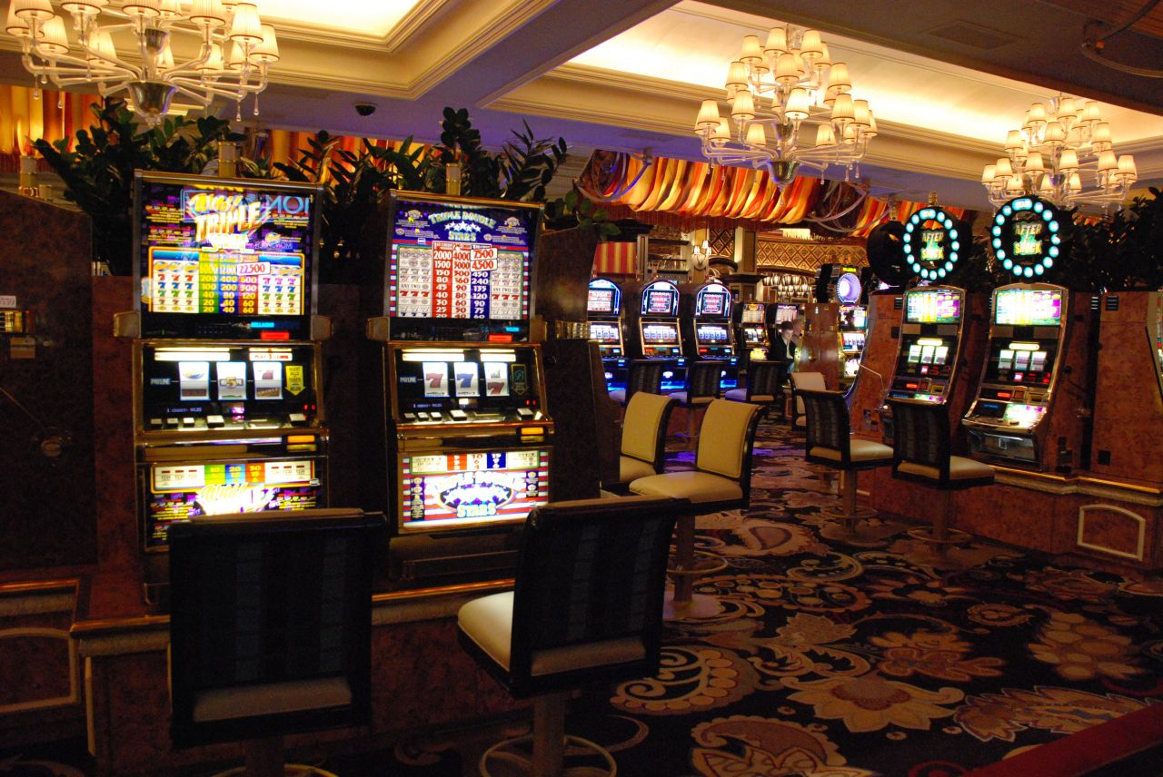 Used Slot Machines Las Vegas