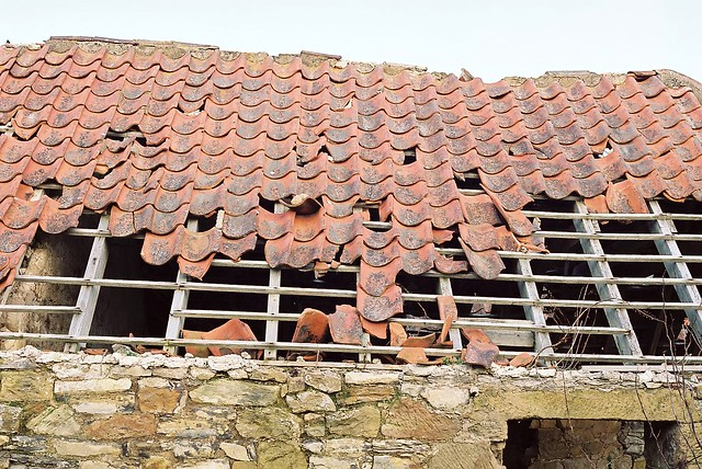 Missing Roof Tiles | Flickr - Photo Sharing!
