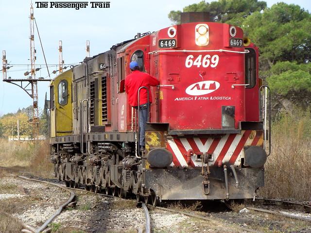 ALCO RSD35 6469 Rocio - 6439