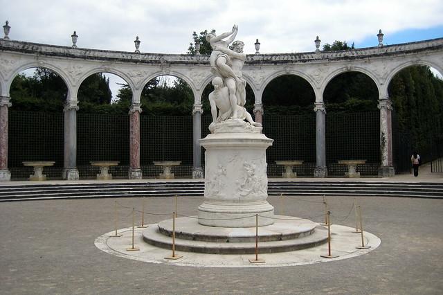Versailles jardins du ch teau de versailles le colonna for Jardin chateau de versailles