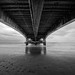 Underneath Bournemouth Pier by deceptive