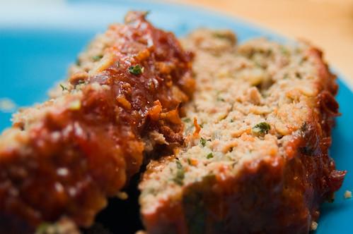 Edible Organic Green Tea Meatloaf