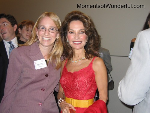 Me and Susan Lucci