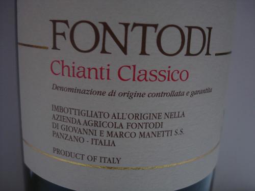 2004 Fontodi Chianti Classico